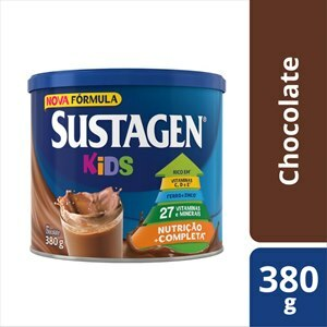SUSTAGEN KIDS SABOR CHOCOLATE 380G