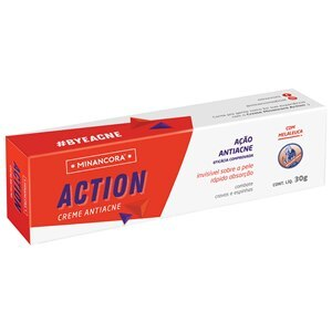 CREME MINANCORA ACTION ANTIACNE 30G