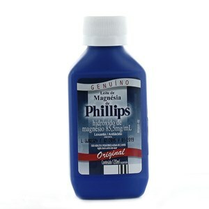 LEITE DE MAGNÉSIA PHILLIPS 120ML
