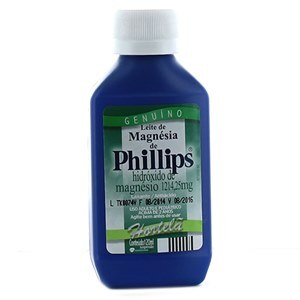 LEITE DE MAGNÉSIA PHILLIPS HORTELÃ 120ML