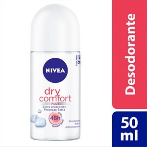 DESODORANTE ROLL ON NIVEA FEMININO DRY 50ML