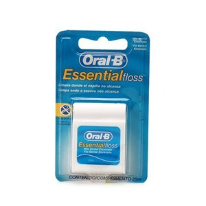 FIO DENTAL ORAL B ESSENTIAL CERA 25M