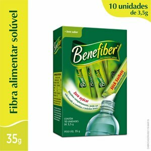 BENEFIBER NUTRIOSE 10 SACHÊS