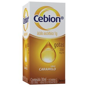 VITAMINA C - CEBION GOTAS 30ML