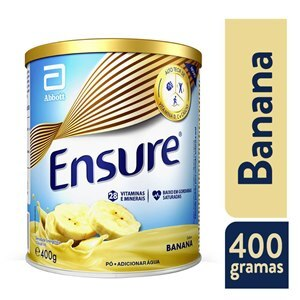 ENSURE PÓ SABOR BANANA 400G