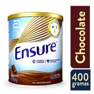 ENSURE PÓ SABOR CHOCOLATE 400G