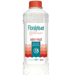 FLORALYTE 45 MAÇÃ 500ML