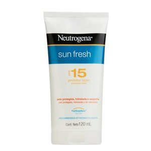 PROTETOR SOLAR NEUTROGENA SUN FRESH CORPO FPS15 120 ML