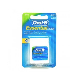 FIO DENTAL ORAL B ESSENTIAL MENTA 25M