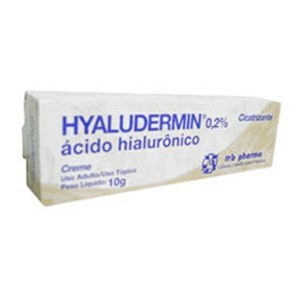 HYALUDERMIN 2MG CREME 30G