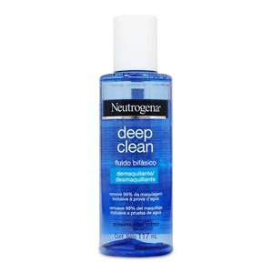 NEUTROGENA DEEP CLEAN ÓLEO BIFÁSICO DEMAQUILANTE 117ML