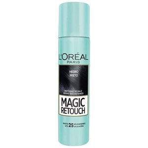 RETOQUE DE RAIZ L'ORÉAL PARIS MAGIC RETOUCH PRETO 75ML