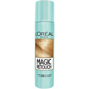 RETOQUE DE RAIZ L'ORÉAL PARIS MAGIC RETOUCH LOURO CLARO 75ML
