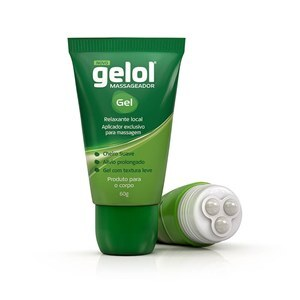 GELOL GEL MASSAGEADOR 60G