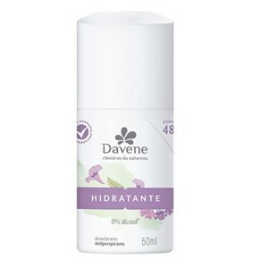 DESODORANTE ROLL ON DAVENE CLÁSSICOS DA NATUREZA VERBENA 50ML