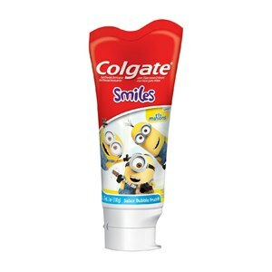 GEL DENTAL COLGATE MINIONS SMILES 100G